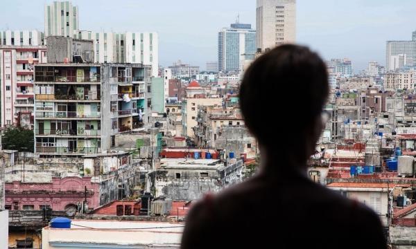 Cuba alberga muita pobreza e miséria, por culpa do bloqueio americano.