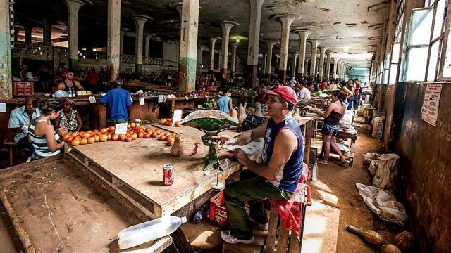 A Cuba nos tempos atuais, após décadas de embargo.
