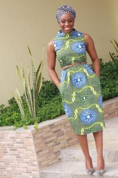 Vogue Magazine, Chimamanda Adichie.