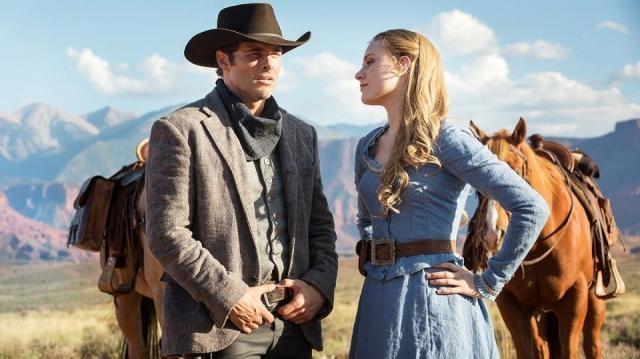 James Marsden e Evan Rachel Wood in