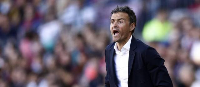 Luis Enrique, a tan solo un gol de llegar a los 400 desde que él es entrenador del FC Barcelona