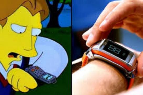 Predicción de los relojes smartwatch