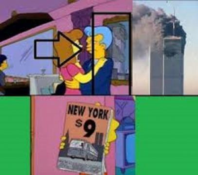 Predicción del atentado del 11 de septiembre - imagen: