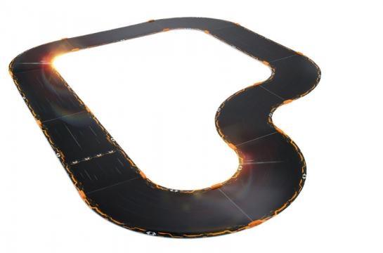 The innovative Anki track has made it a popular toy. / Photo via Brett Gold, DKC News PR. Used with permission.