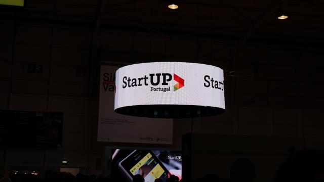 A StartUP Portugal marcou presença no Web Summit
