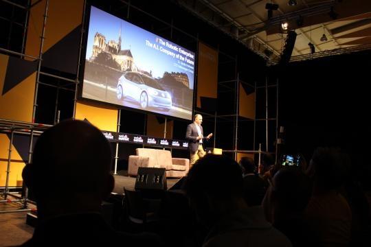 Martin Hoffman (CIO da Volkswagen) fala sobre Inteligência Artificial