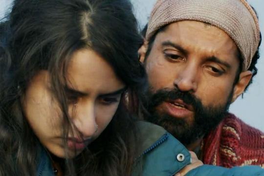 Rock On 2 Trailer: Farhan Akhtar, Shraddha Kapoor, Arjun Rampal ... - news18.com