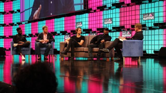 Tinie Tempah e Ne-Yo no debate sobre a indústria musical