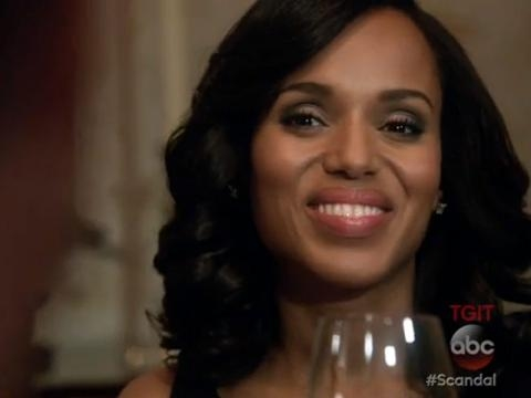 Scandal: Kerry Washington Pregnancy Pushes New Episodes to Midseason - people.com