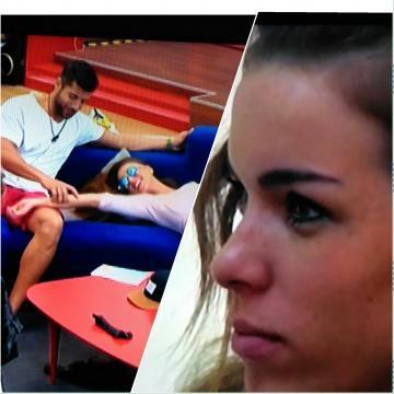 GH17: Meri celosa de Simona y Alain tontea con la nueva