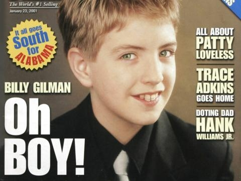 Billy Gilman had stardom once before and is chasing it again on 'The Voice' (via Blasting News image library - nashcountrydaily.com)