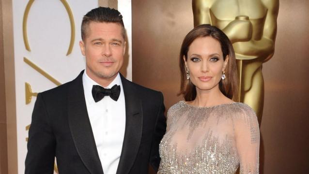Angelina Jolie Brad Pitt Divorce: Hollywood Reacts on Social Media ... - hollywoodreporter.com