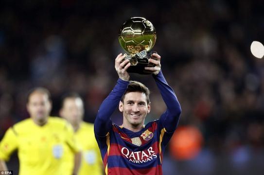 Ballon d'Or 2016 - Messi vs Cristiano Ronaldo - michelacosta.com