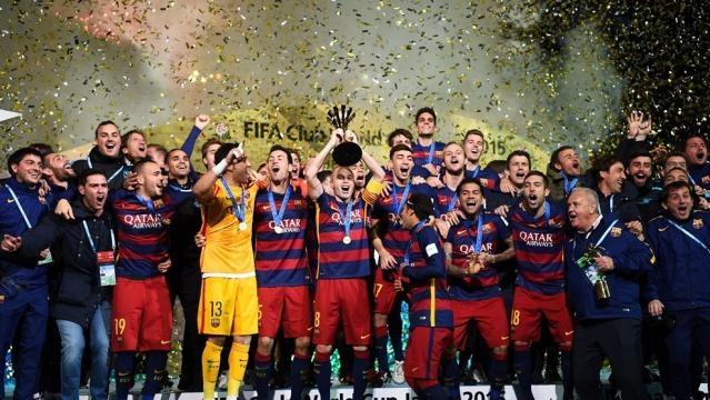 Barcelona secure historic third title in Japan - FIFA.com - fifa.com