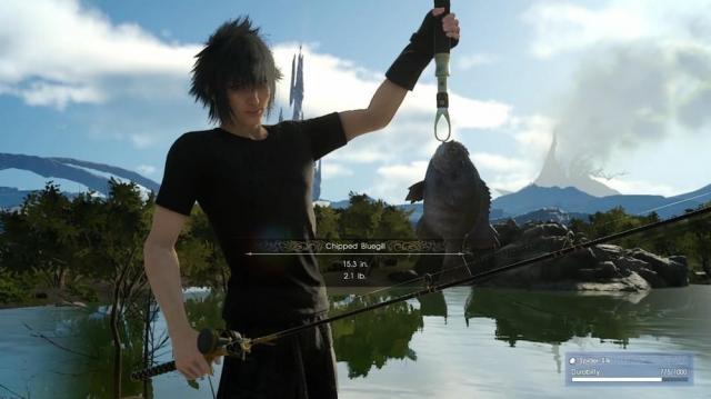 Le jeu propose de nombreuses possibilités d'interactions avec son univers.