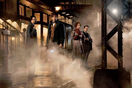 Les Animaux fantastiques : un fan de Harry Potter dévoile un ... - staragora.com