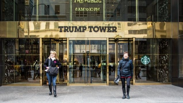 5 Ways to Live Like Donald Trump in New York City - mapquest.com