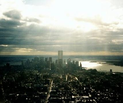 a breathtaking sunset & panoramic view on top of Empire State Building