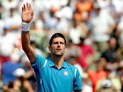 Djokovic vence a Goffin y avanza a la final del Masters 1000 de Miami - com.pa