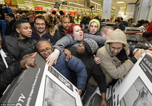 Beating the Black Friday Frenzy in the UK - INRIX - inrix.com