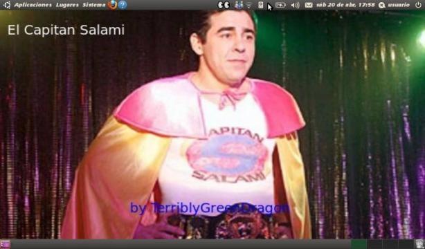 El Capitán Salami (canción) - YouTube - youtube.com