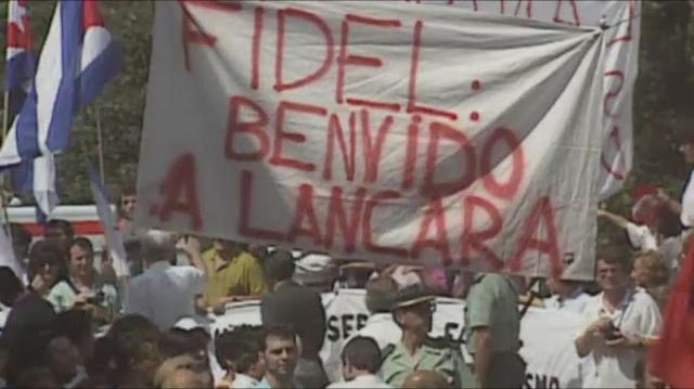 Fidel Castro, el guerrillero gallego de Sierra Maestra - lavozdegalicia.es