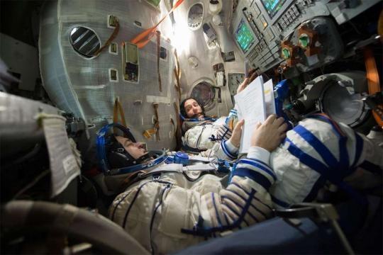 Mission Proxima du Centaure : les astronautes se préparent