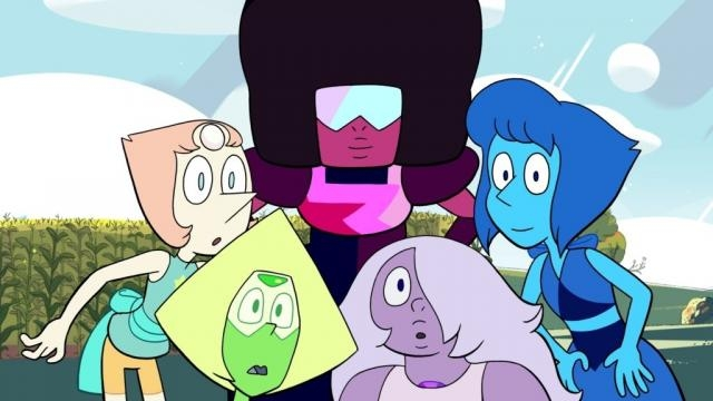 New Steven Universe, Adventure Time and MORE on Cartoon Network in ... - geekgirlauthority.com