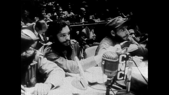 Toma del poder / Fidel Castro / Cuba / 1959 | HD Stock Video 535 ... - framepool.com