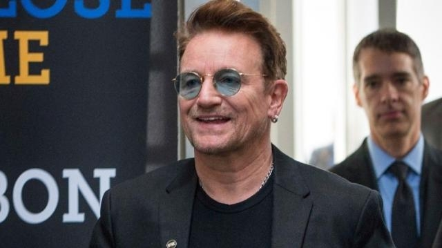 Bono first man to make Glamour's Women of the Year list | WLUK - fox11online.com