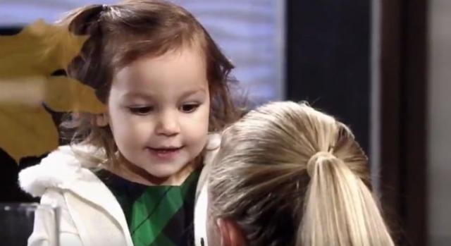 'General Hospital' spoilers for Thanksgiving show Avery and Kiki have sister time (via Twitter @GeneralHospital)