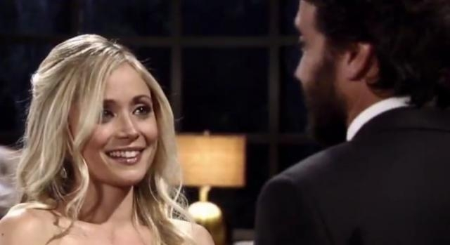 'General Hospital' spoilers video show Dante and Lulu marry on Thanksiving (via Twitter @GeneralHospital)