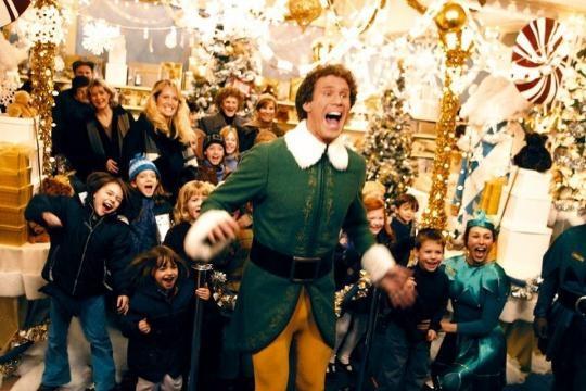 Elf movie: 2003 Christmas classic