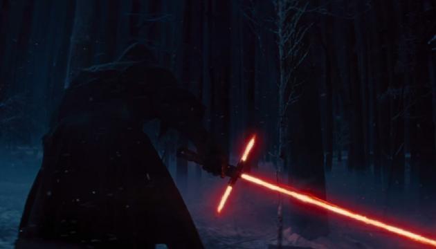 KYLO REN, Star Wars: El Despertar de la Fuerza
