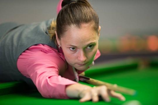 Reanne Evans - Players - snooker.org - snooker.org