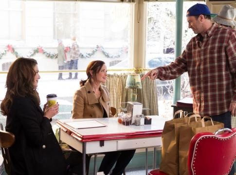 Gilmore Girls: A Year in the Life Finds Luke and Lorelai Figuring ... - eonline.com