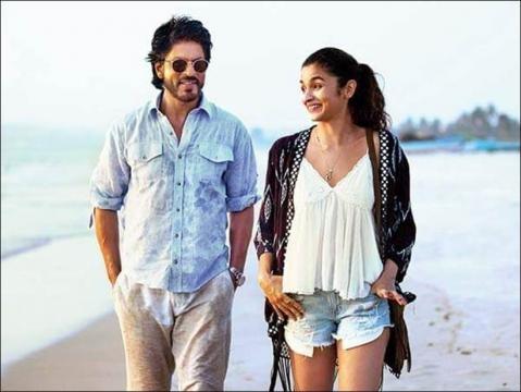 PHOTOS: Dear Zindagi Take 1: Memorable moments from Shah Rukh Khan ... - indianexpress.com