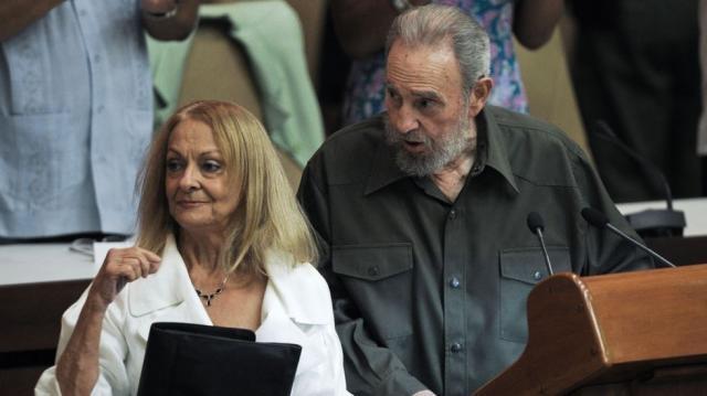 La reservada vida privada de Fidel Castro - lavozdegalicia.es