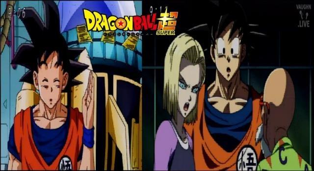 Dragon Ball Super 68 : numero 18