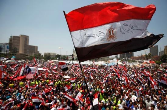 EGITTO Attivista democratico: La