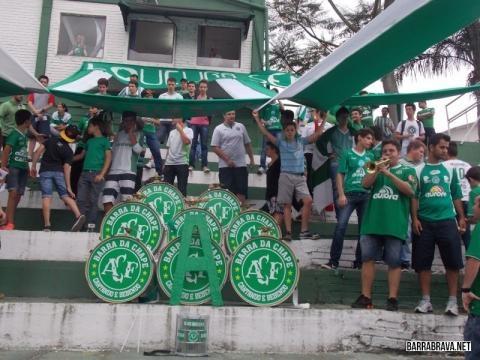 Fotos Imágenes - Barra da Chape - Chapecoense - barrabrava.net
