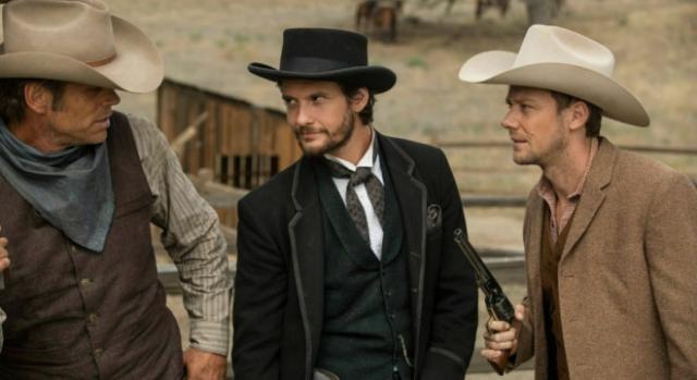 Logan protagonizado por Ben Barnes Westworld
