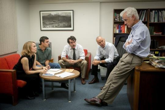 Spotlight' Celebrates Heroes of Investigative Reporting -- and ... - billmoyers.com
