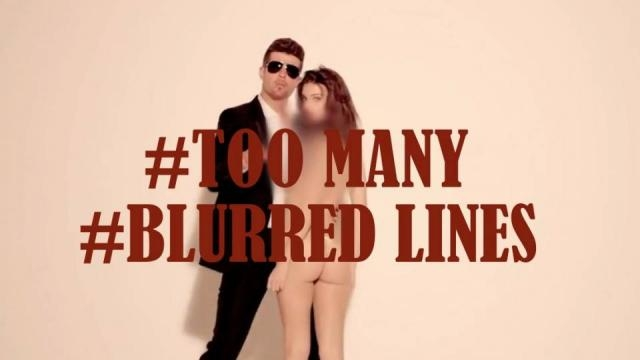 5 Reasons Robin Thicke's 'Blurred Lines' Was THE Summer Jam | RTM ... - rightthisminute.com
