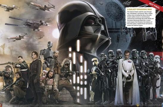 New Images With Characters, Vehicles and Descriptions from Rogue ... - starwarsnewsnet.com