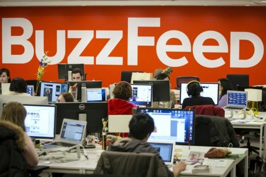 BuzzFeed Nails the 'Listicle'; What Happens Next? - WSJ - wsj.com