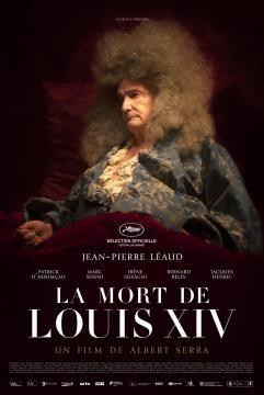 La mort de Louis XIV : Jean Pierre Léaud en majesté