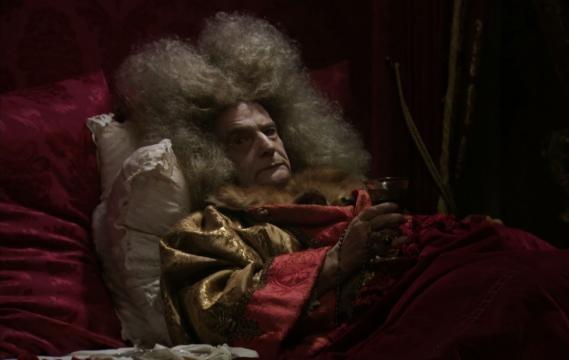 La Mort de Louis XIV: Jean-Pierre Léaud joue l'agonie