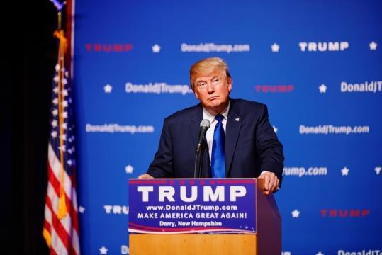 Trump, discorso dopo essere stato eletto