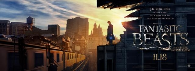 Fantastic Beasts and Where to Find Them' sequel in the works; J.K. ... - asiastarz.com